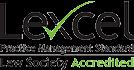 lexcel accredited logo