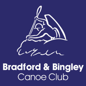 Bradford and Bingley canoe club logo