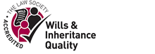 the law society wills & inheritance quality accredited