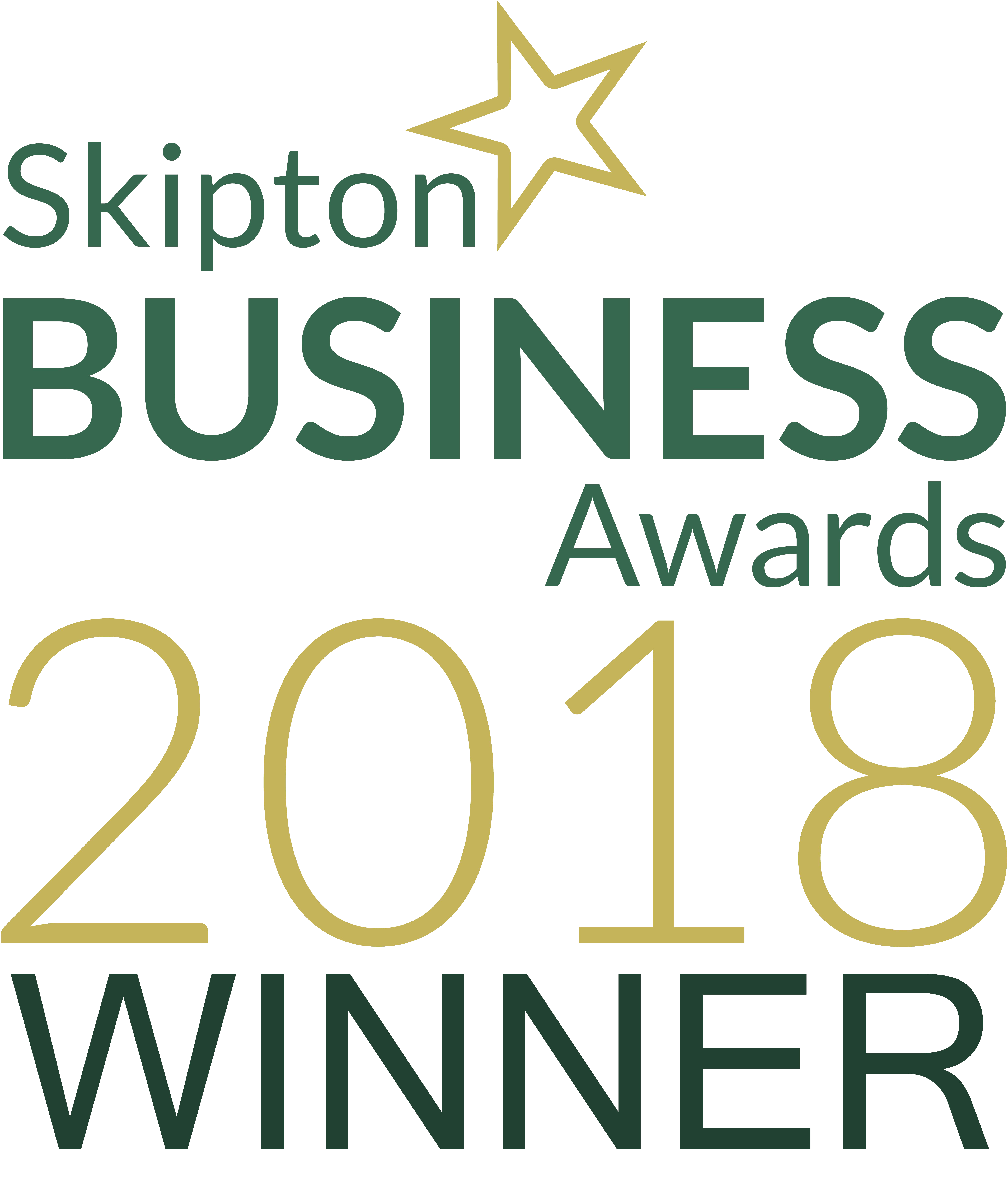 skipton business awards winner